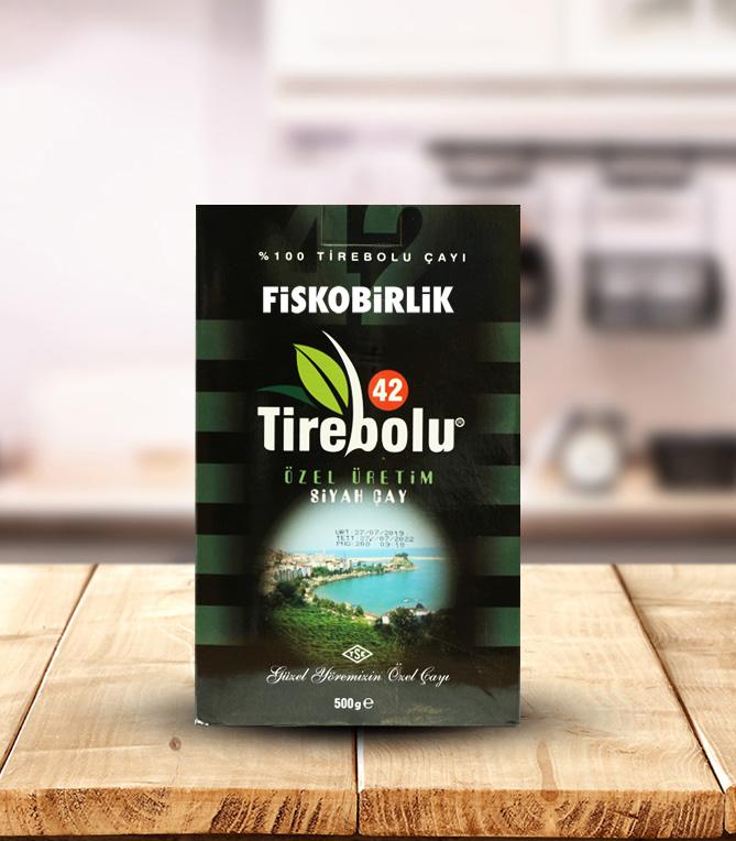 TİREBOLU 42 ÖZEL ÜRETİM ÇAY 500G